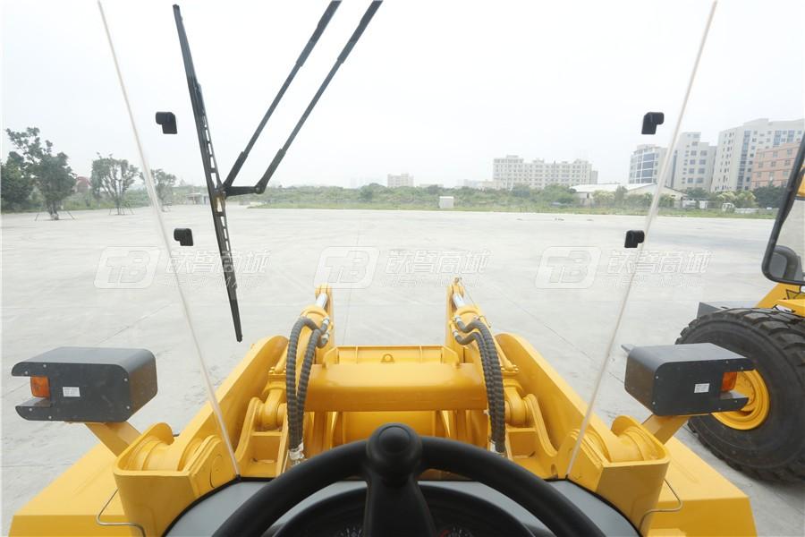 晉工JGM755KN輪式裝載機細節圖1