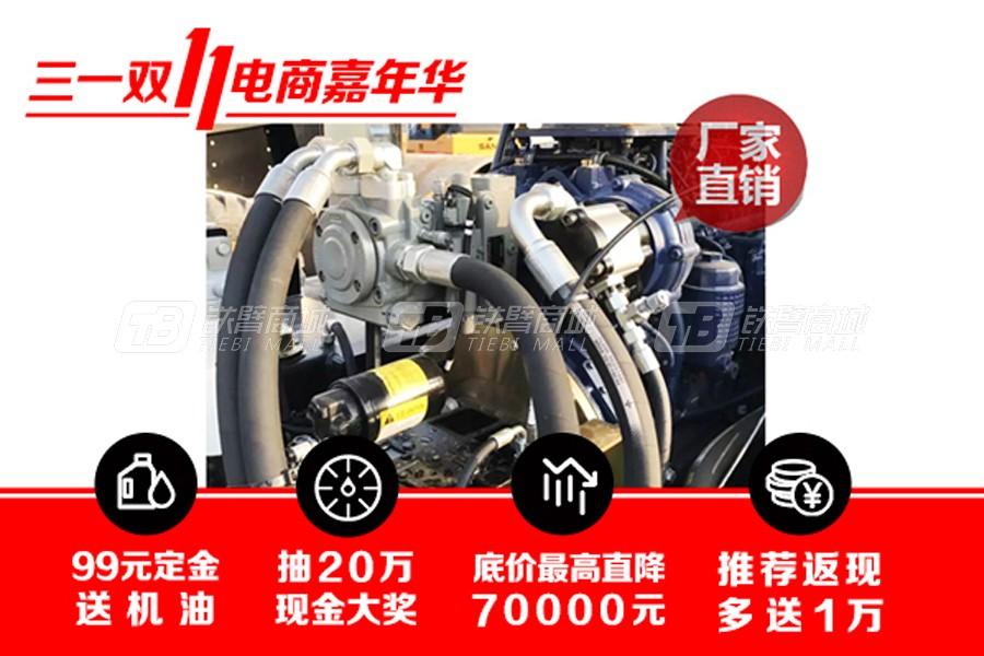 三一SSR220AC-8單鋼輪壓路機細節圖3
