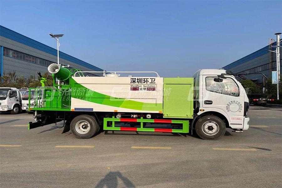 程力專汽CL5091TDYBEV清掃車外觀圖1