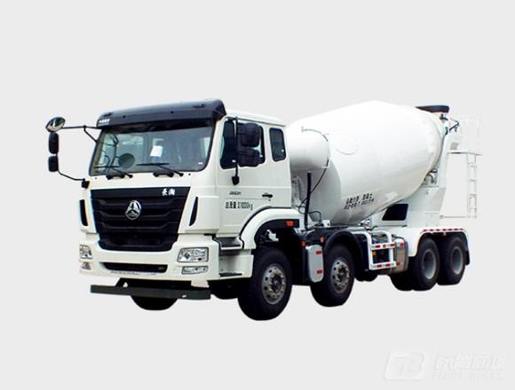 森源SMQ5316GJBZ30混凝土攪拌運輸車