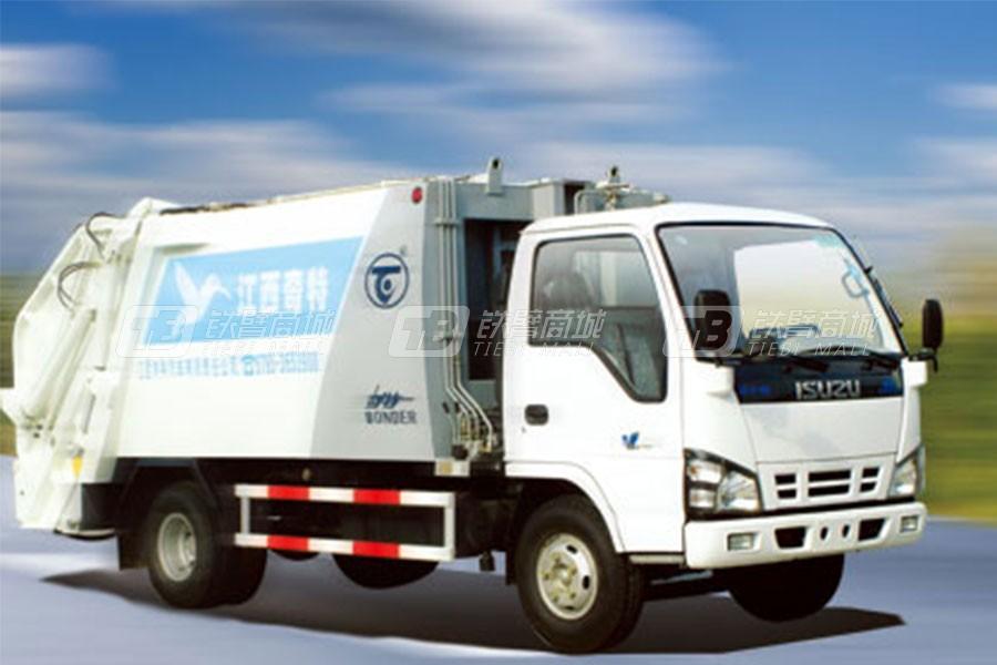 宜工JTZ5070ZYS壓縮式垃圾車