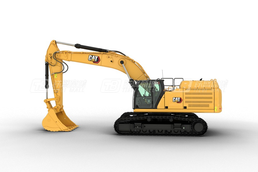 卡特彼勒新一代CAT? 349液壓挖掘機