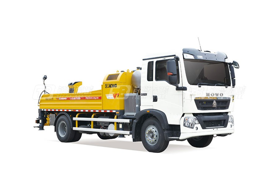徐工HBC10018K車載式混凝土泵