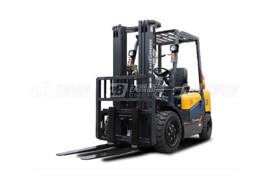 柳工CPCD35內燃3.5T平衡重式叉車