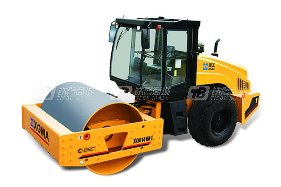 廈工XG6181M-I單鋼輪壓路機