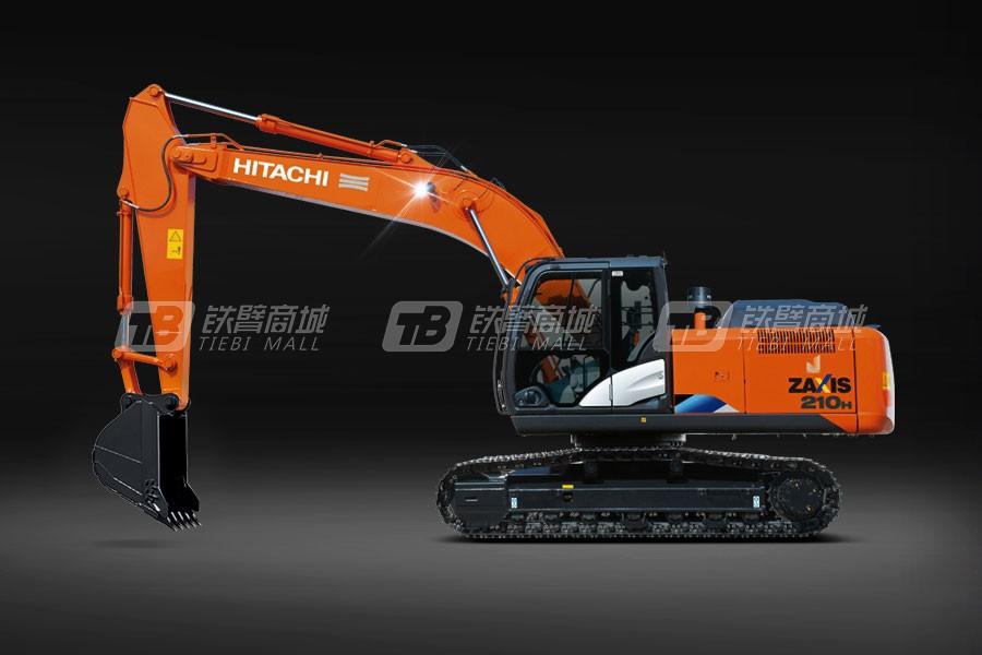 原裝日立ZX210H-5A履帶挖掘機