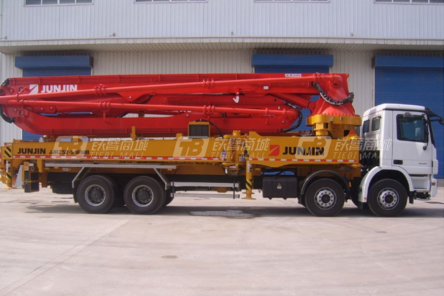 全進重工JJRZ52-5.16MB混凝土泵車