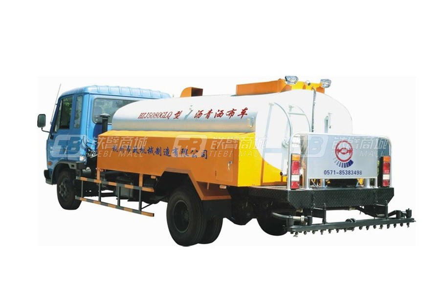 杭州市政HZJ5080GLQ瀝青灑布車