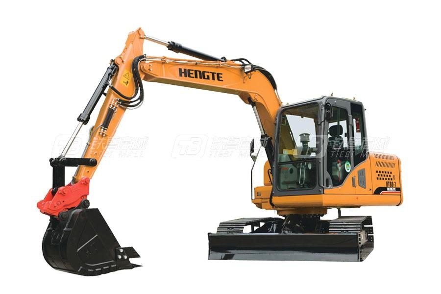 恒特重工HT90履帶挖掘機