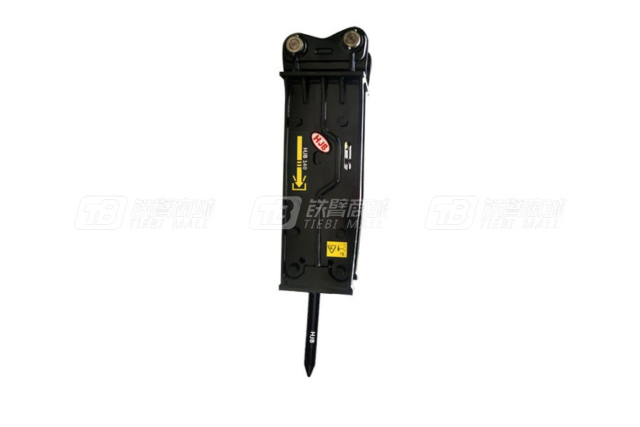 黑金鋼HJB140夾板頂置型破碎錘