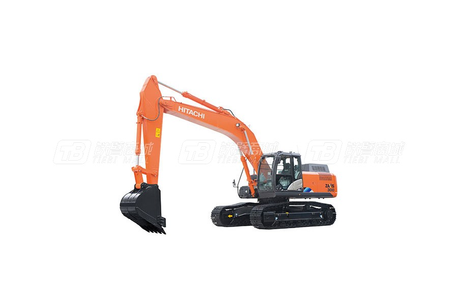 日立ZX300-5A中型挖掘機