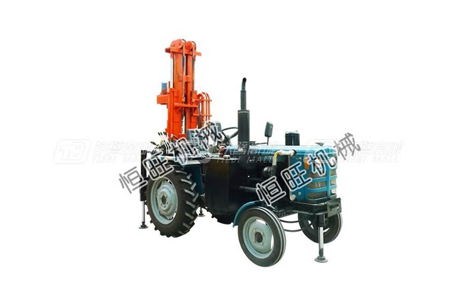 恒旺工礦TQZ(150/200)拖拉機氣動水井鉆機