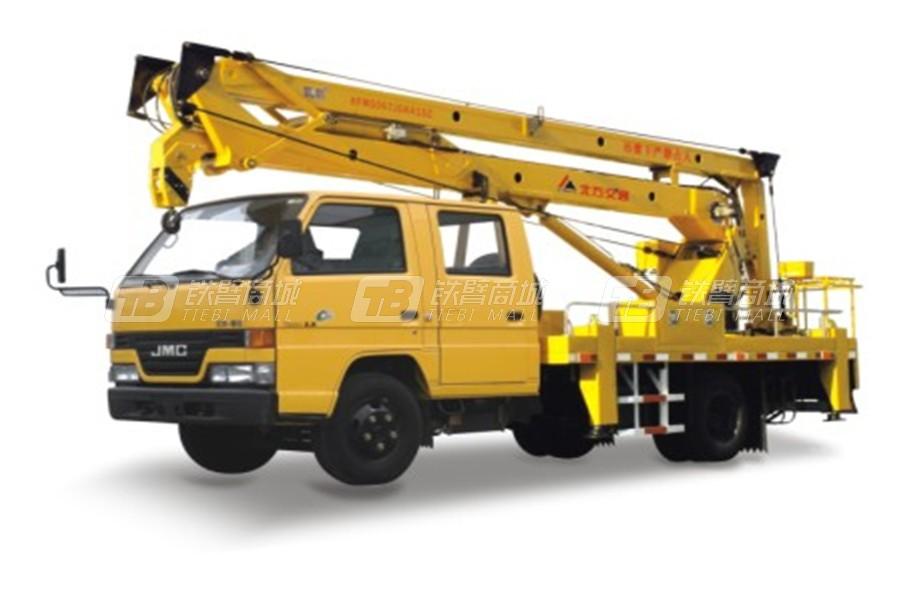 北方交通KFM5067JGK415Z折疊臂式系列高空作業車