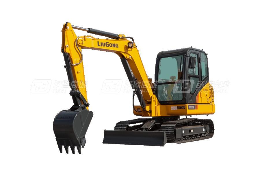柳工9055E履帶挖掘機