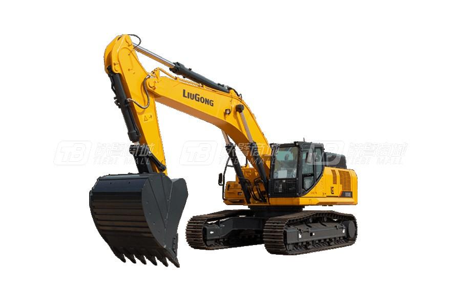 柳工950E挖掘機