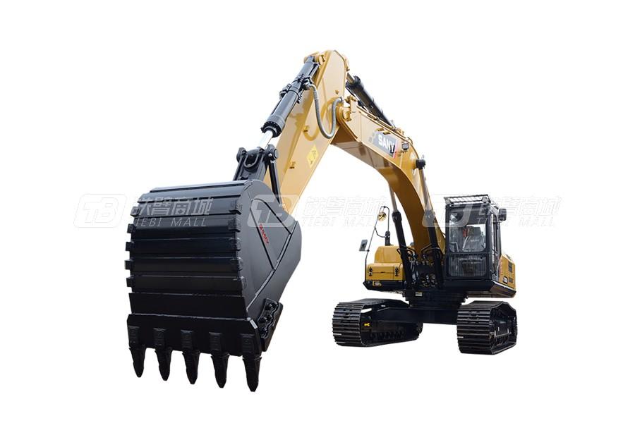 三一SY365H大型挖掘機