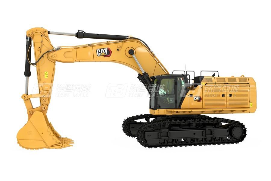 卡特彼勒374液壓挖掘機