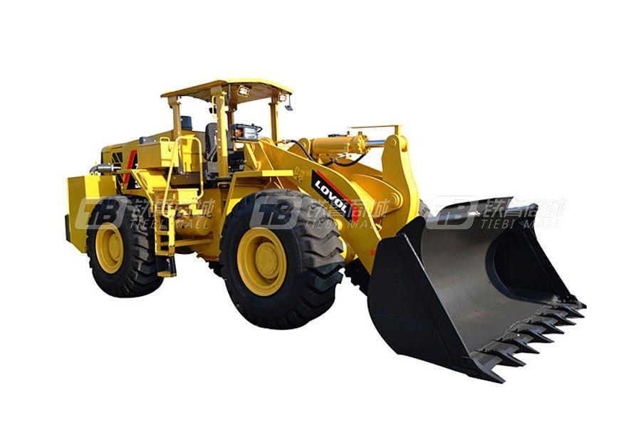濰柴雷沃ZL50E礦安井下機輪式裝載機