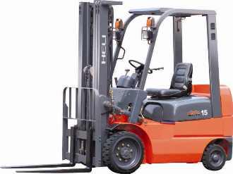 合力H2000系列小軸距1.5-3噸內燃平衡重型叉車