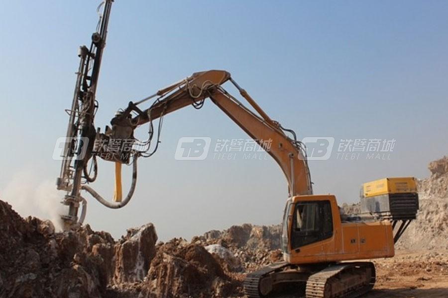 恒日科技90A挖機鉆(全液壓型)