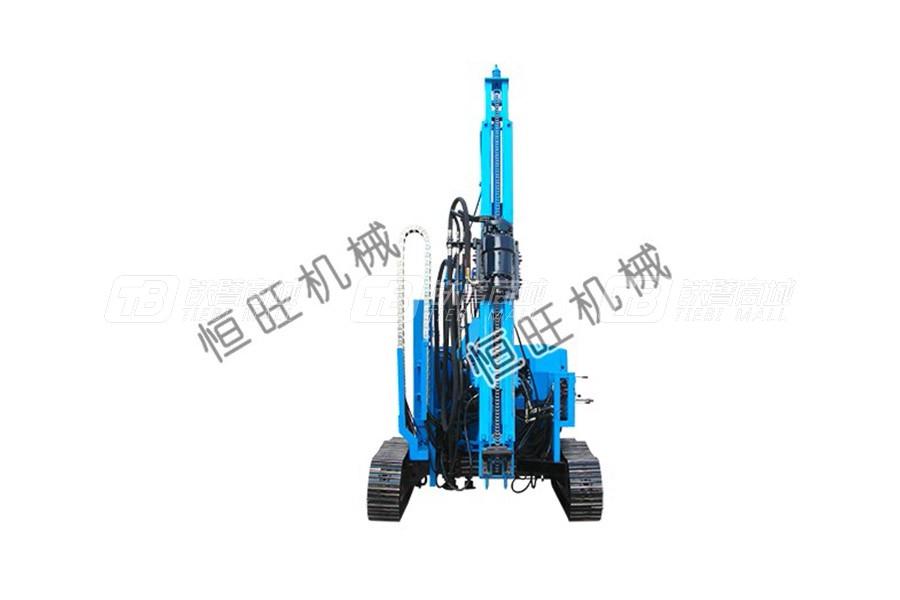 恒旺工礦伸縮式滑移壓樁機/打樁機